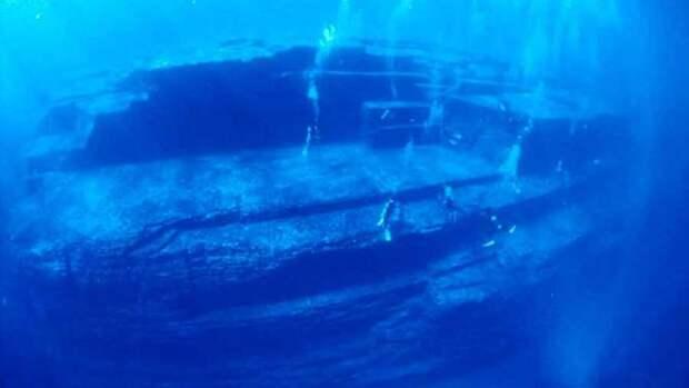 Загадка подводных сооружений у острова Йонагуни