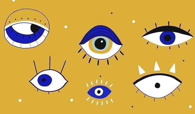Тест: выберите глаз и узнайте о себе самое интересное!
