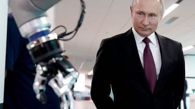 Путин указал России путь к мировому господству