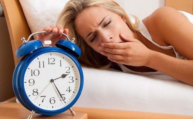Между количеством сна и весом есть связь.