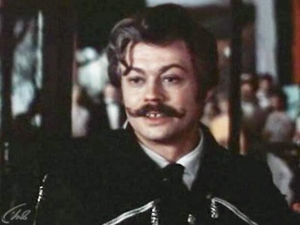 Самые яркие роли Николая Караченцова.