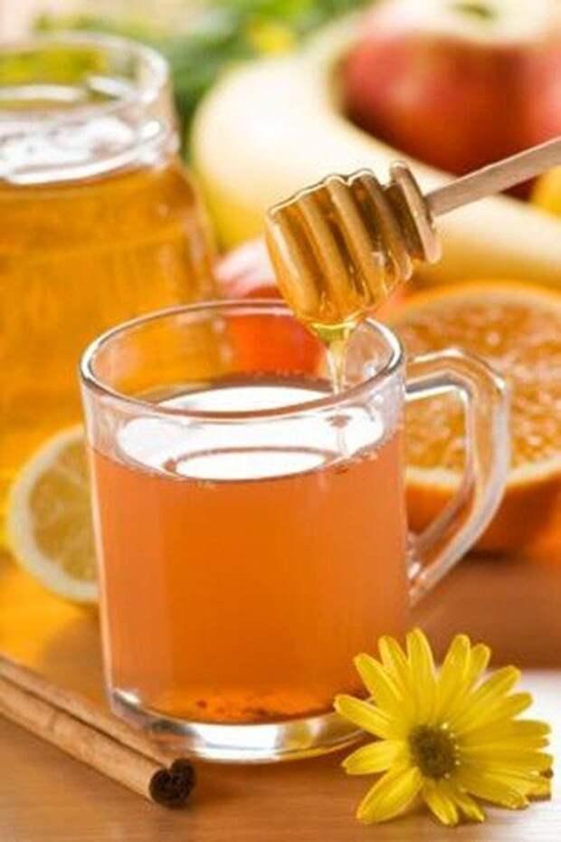 Рецепт медового грога