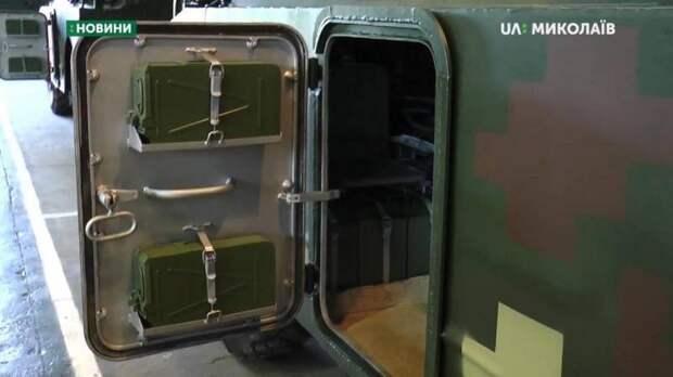 Модернизированные БРДМ-2Л1 идут в украинскую армию