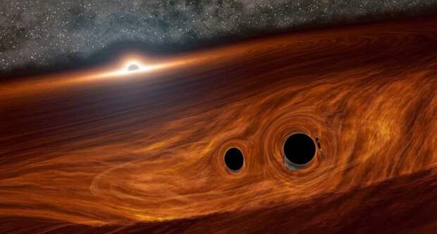 Люди, как жидкость Что такое активная материя икак она объясняет физику жизни?