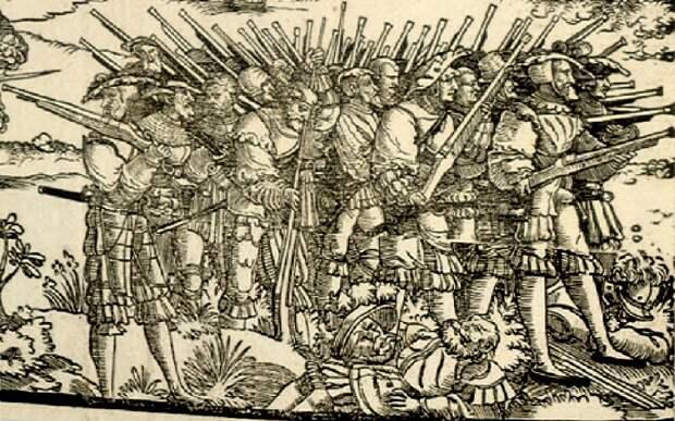 Средневековая аркебуза: первое массовое огнестрельное оружие