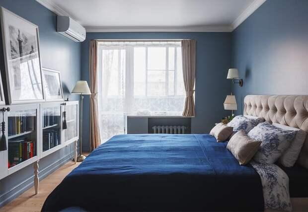 Квартира с мини-прачечной и находками из ИКЕА