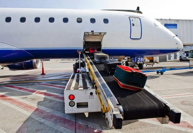 Фотография облегчит поиски чемодана в случае его пропажи.