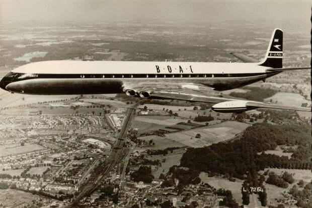 Жертвы конкуренции: куда подевались британские авиалайнеры