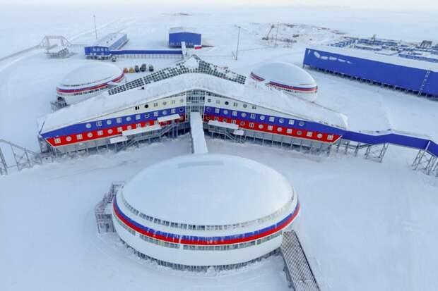 Почему Арктика отныне окончательно принадлежит России?