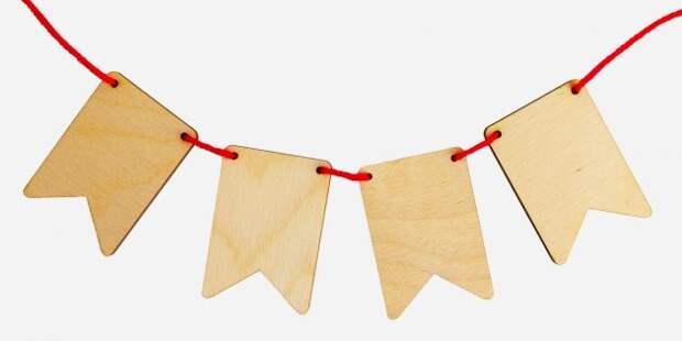 Новогодние украшения на дачу: гирлянда