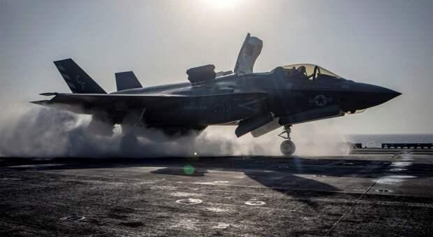 В США уронили первый F-35: что это значит?