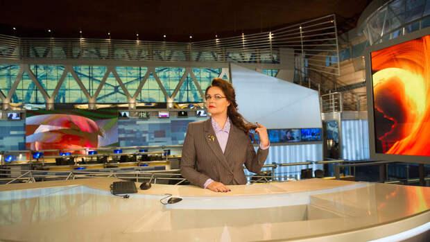 Телеведущая Екатерина Андреева не смогла улететь из Турции