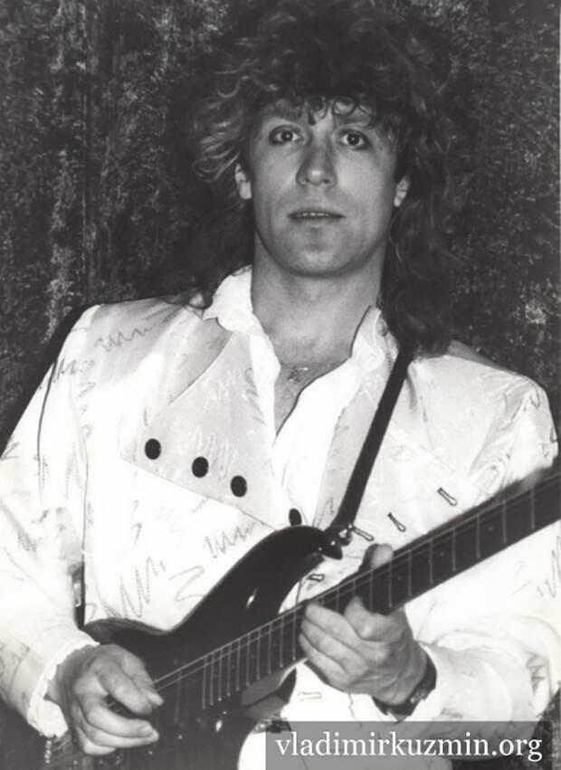 Карьера музыканта длится уже больше 30 лет. ФОТО Официальный сайт