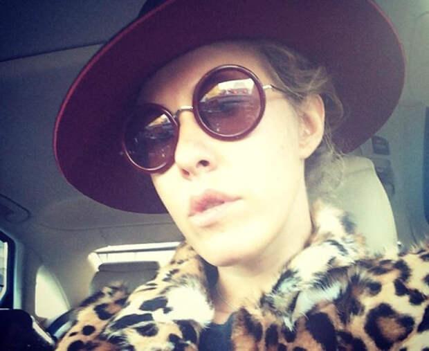 Ксения Собчак отреагировала на категорический отказ Прилучного идти к ней на интервью