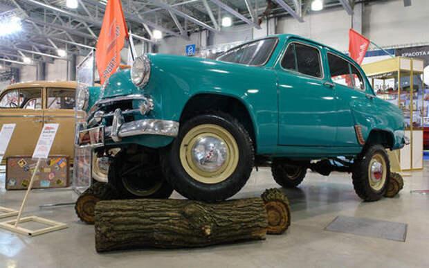 Самые редкие серийные автомобили СССР