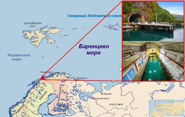 Как Россия смогла занять секретную военную базу в Норвегии
