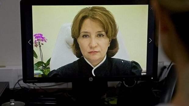 Скандальную судью Хахалеву отстранили от ведения судебных процессов
