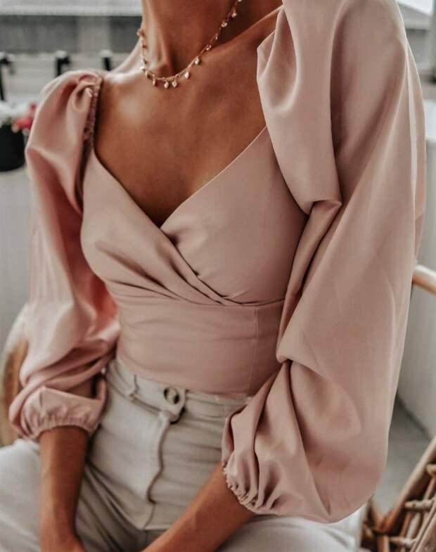 Модные рубашки и блузки сезона весна-лето 2020