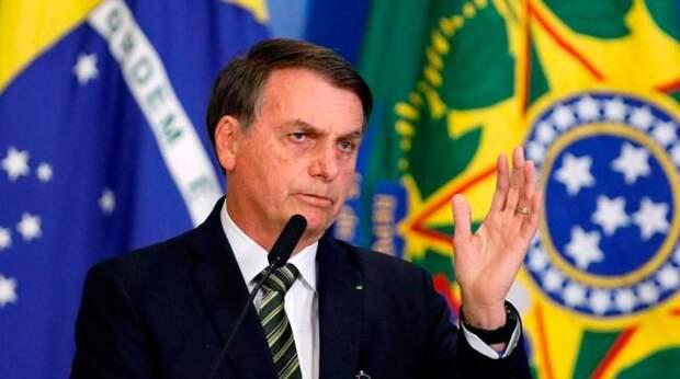 Президенту Бразилии может понадобится операция из-за икоты