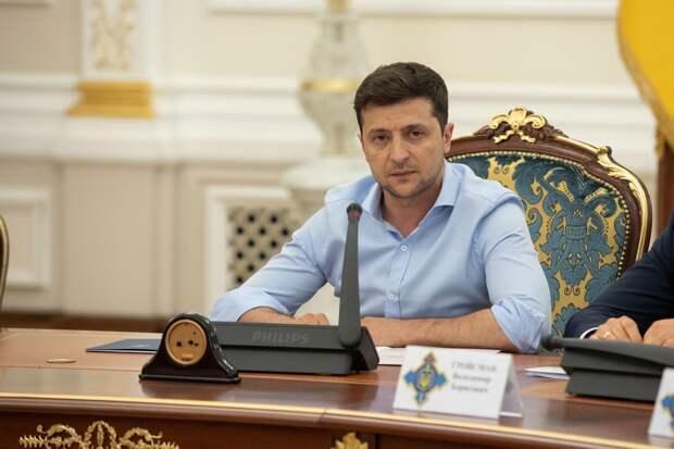Зеленский поставил задачу «привезти» на Украину Олимпиаду