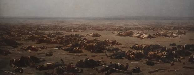 Что делали с телами после кровопролитного сражения. Реалии войны на примере Ватерлоо