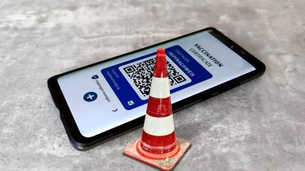 Бизнес-омбудсмен предлагает ввести QR-коды для покупки алкоголя