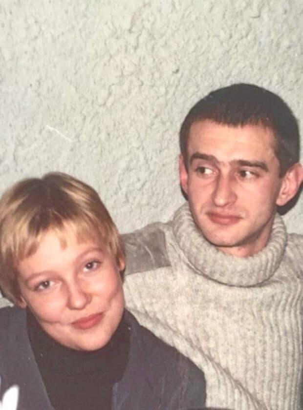 Реальный папа: в Сети появилось редкое фото Константина Хабенского и его 13-летнего сына Ивана