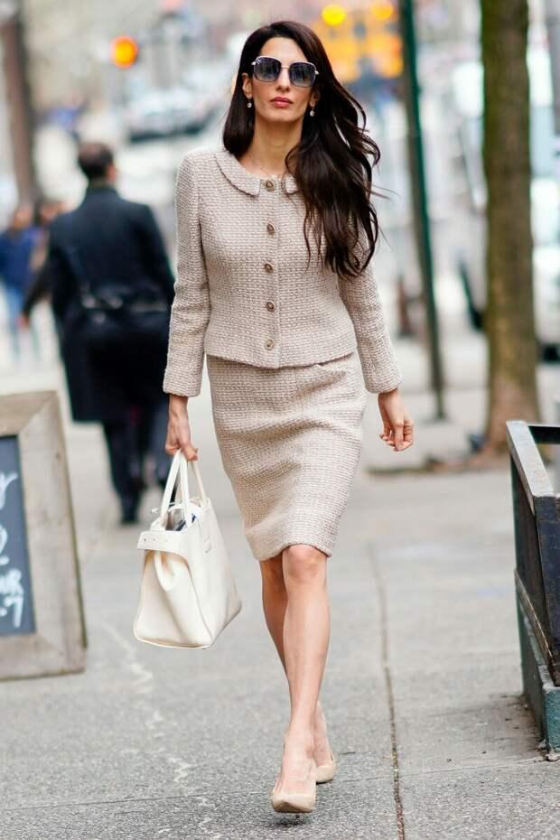 10 вдохновляющих деловых образов Амаль Клуни
