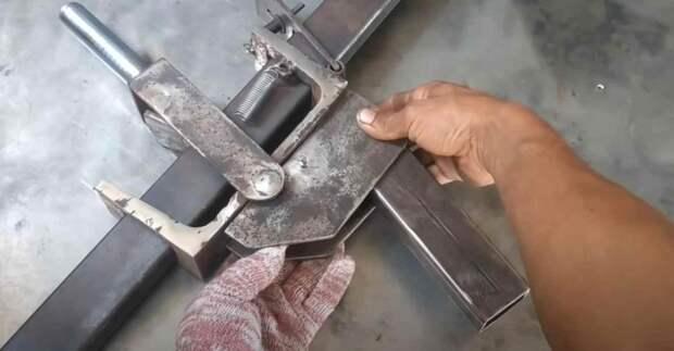 Как сделать автомобильный домкрат своими руками