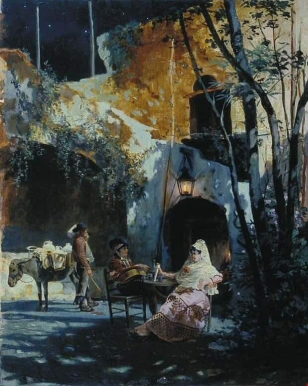 художник Валерий Якоби картины – 10