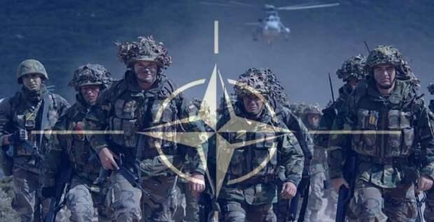 Как НАТО ведёт войну в России