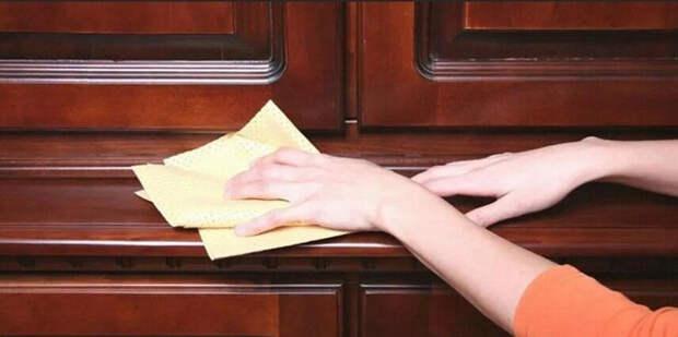 Как избавиться от пыли надолго при помощи обычного аптечного средства