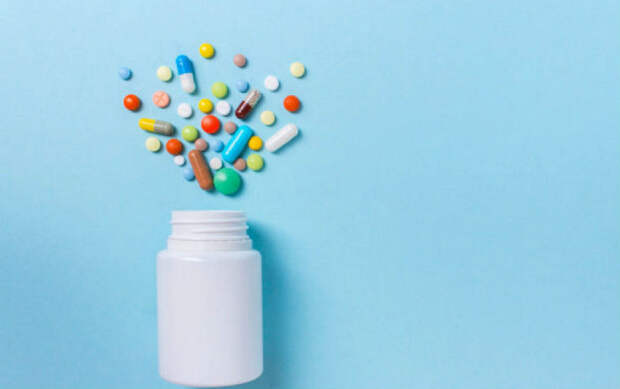 Побочное действие некоторых лекарств