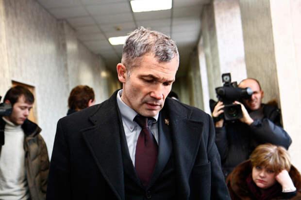 Адвокат Игорь Трунов. Фото: Светлана Привалова / Коммерсантъ