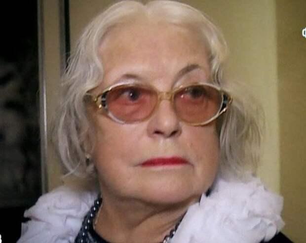 Федосеева-Шукшина проиграла в суде с внучкой из-за квартиры, но сдаваться не намерена