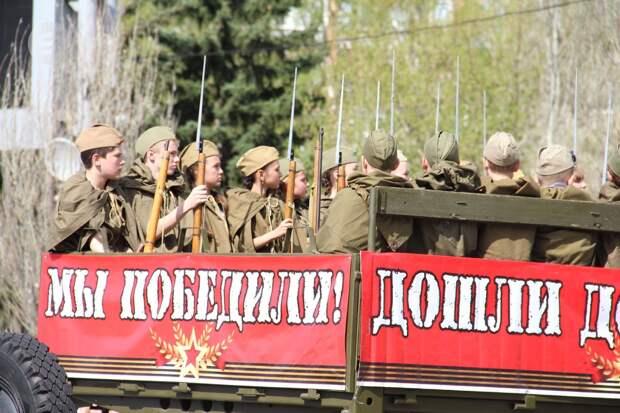 На улице Наговицына в Ижевске 9 мая воссоздадут атмосферу удмуртского села в годы войны