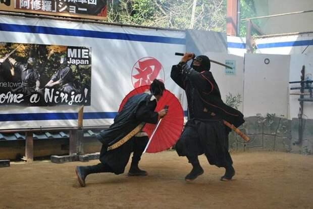 Меч ниндзя-то – легендарное оружие японских ниндзя