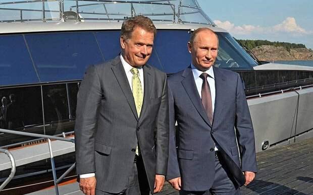 Foreign Policy: Почему финский президент пользуется поддержкой Путина