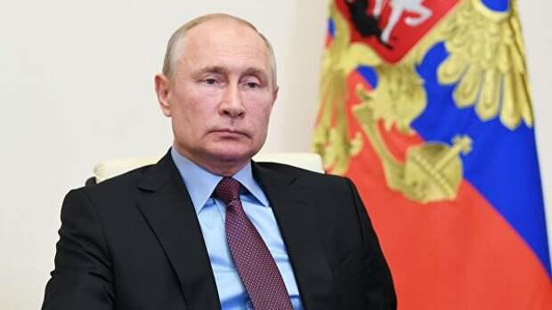 Путин планирует обсудить с членами Совбеза подготовку к параду Победы