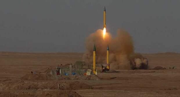 Российские С-400 начали прикрывать иранскую ракетную базу в Сирии