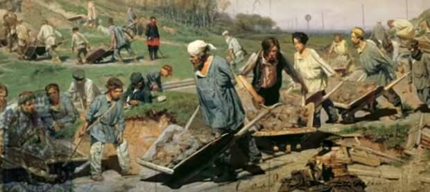 Картинки по запросу труд крепостных