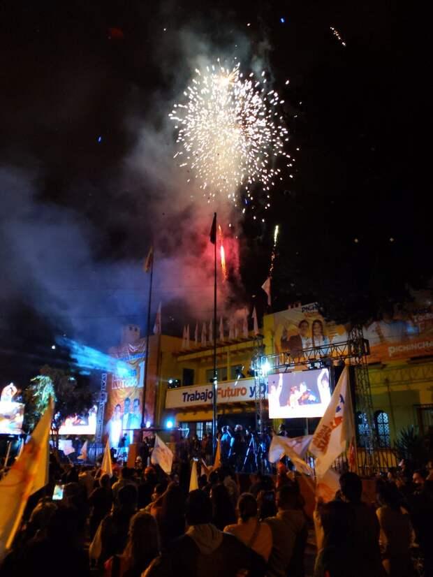 """Выборы в Эквадоре как маркер нового """"Розового прилива"""""""