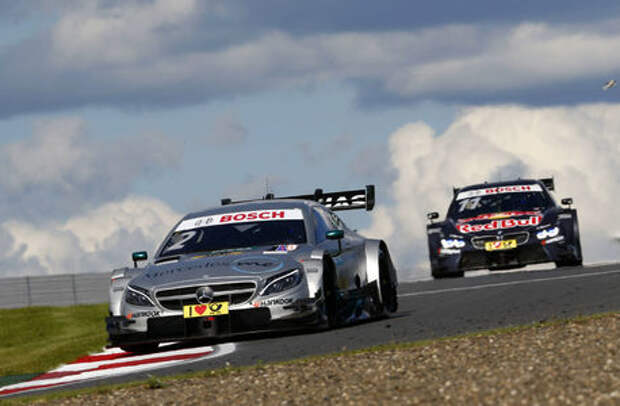 Mercedes верит в электричество и уходит из DTM