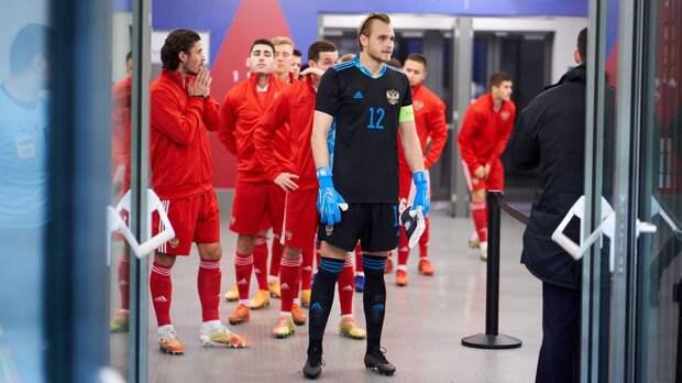 Объявлен состав сборной России на молодежный чемпионат Европы