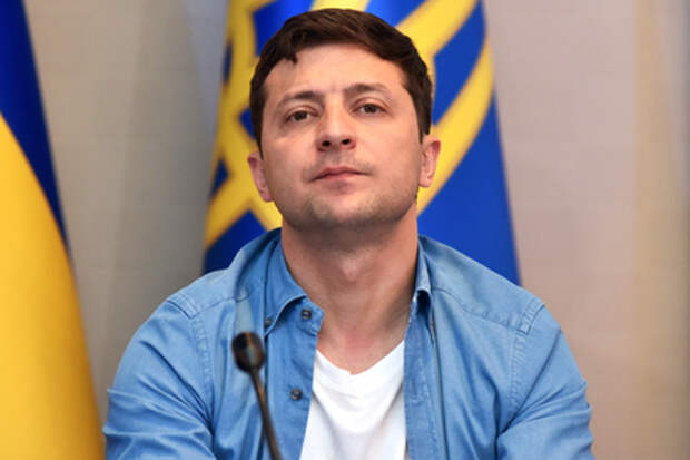 Украинский президент занят: у Зеленского якобы нет времени давать интервью российским журналистам