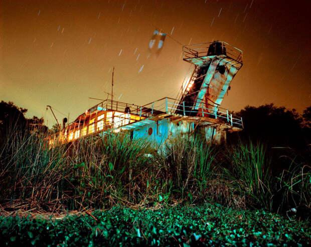 Проект «Полумесяц»: удивительные фотографии, сделанные при свете луны