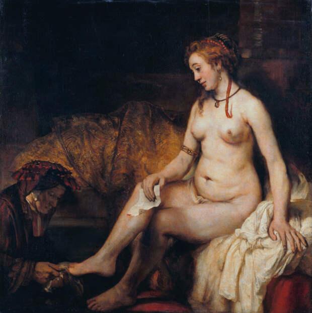 Рембранд-Хендрикье4 (697x700, 623Kb)