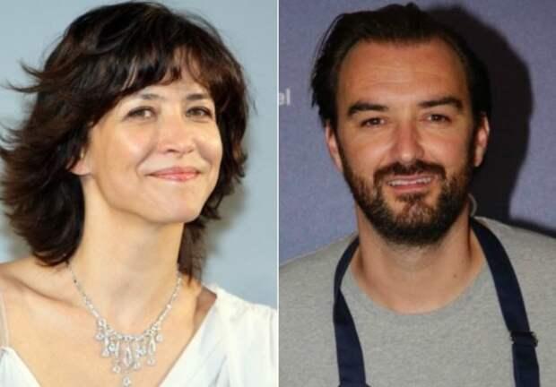 Софи Марсо и Сирил Линьяк | Фото: tv.i.ua