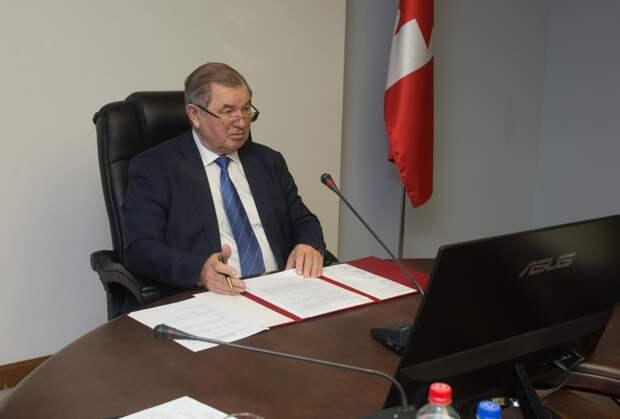 Алексей Прасолов сохранит мандат депутата Госсовета Удмуртии