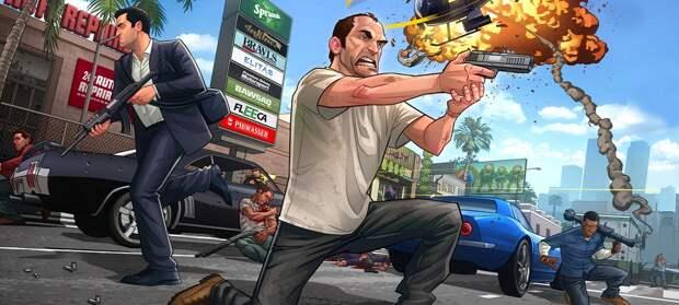 Вам придется убить 726 человек даже при самом мирном прохождении GTA 5